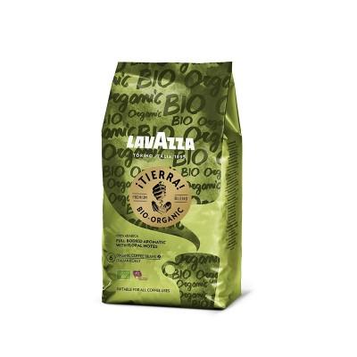 Lavazza Tierra Bio organic zrnková káva 1 kg