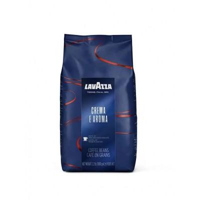 Lavazza Crema e Aroma modrá zrnková káva 1 kg