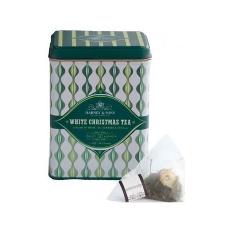 Harney & Sons čaj White Christmas Tea 20 hedvábných sáčků HT kolekce
