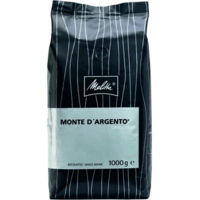 Melitta Monte d Argento Cafe Creme 1 Kg Zrnková káva