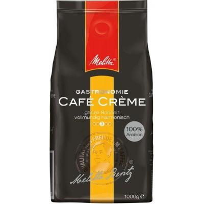 Melitta Gastronomy Café Creme 1 Kg Zrnková káva