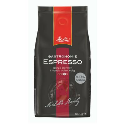 Melitta Gastronomy Espresso 1 Kg Zrnková káva