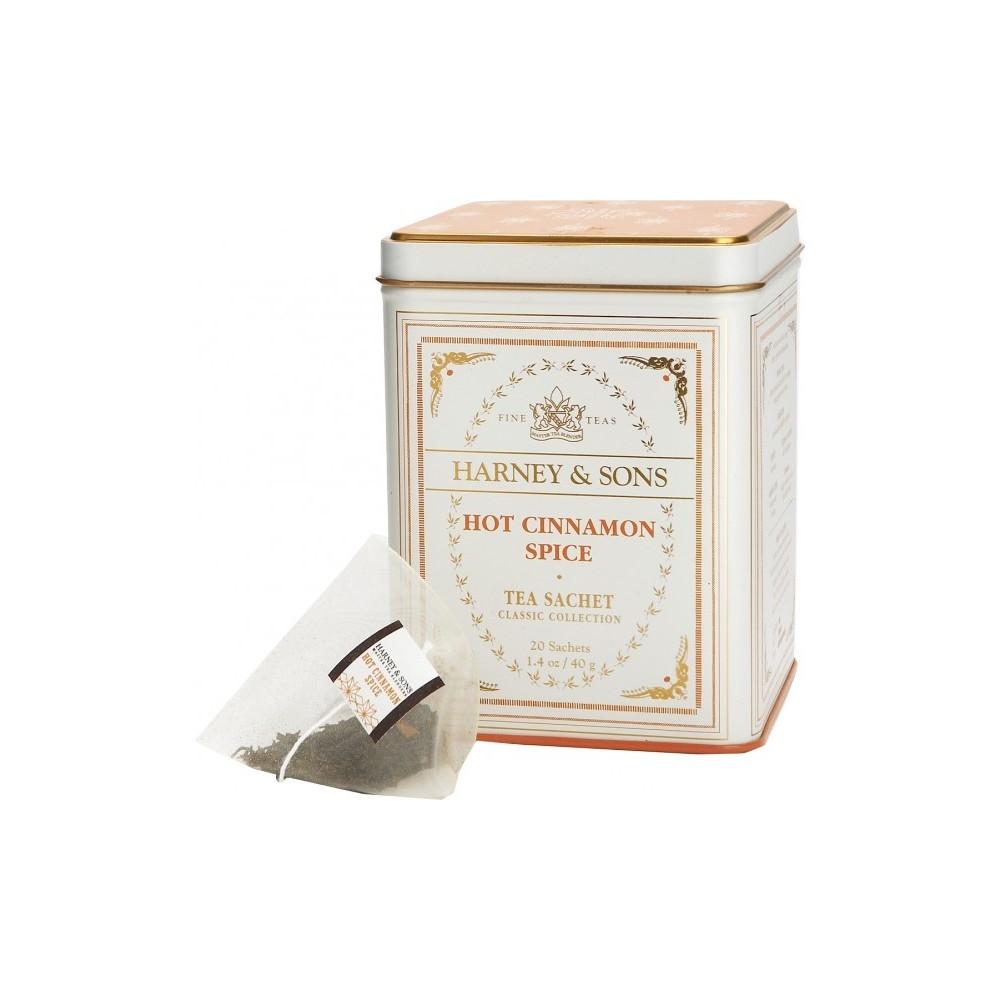 Harney & Sons - Hot Cinnamon Spice v plechovce