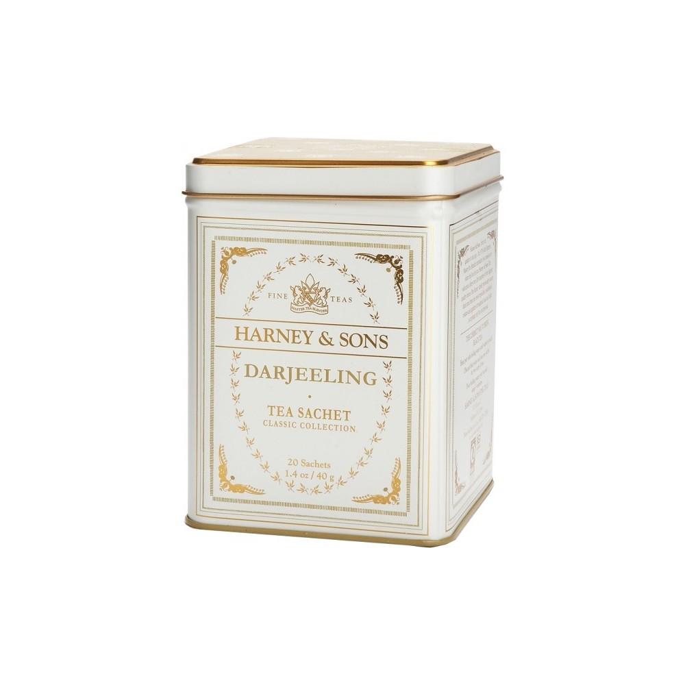 Harney & Sons - čaj Darjeeling v plechovce