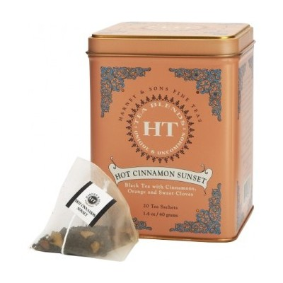 Harney & Sons čaj Hot Cinnamon Sunset HT kolekce