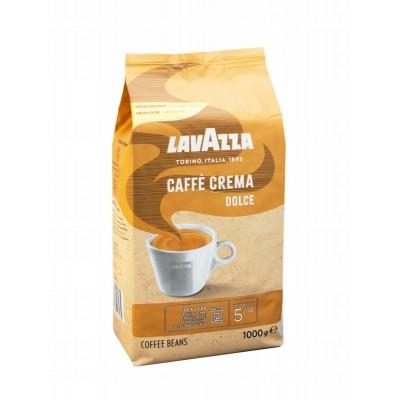 Lavazza Caffé Crema Dolce 1 kg zrnková káva