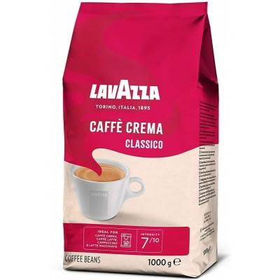 Lavazza Caffé Crema Classico 1 kg zrnková káva
