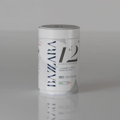 Bazzara Dodicigrancru mletá káva 250 g