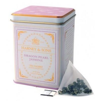 Harney & Sons - Čaj Dragon Pearl Jasmine v plechovce