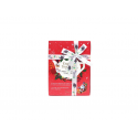 ETS dárková vánoční krabička BIO čajů červená kolekce s...