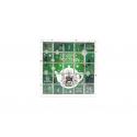 ETS Adventní kalendář zelený puzzle 25 sáčků