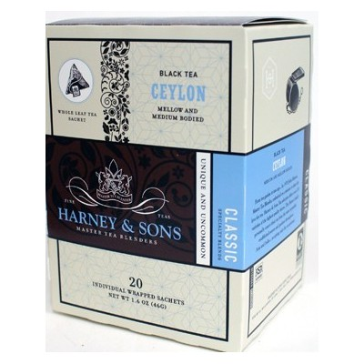 Harney & Sons čaj Ceylon - Wrapped Sachets