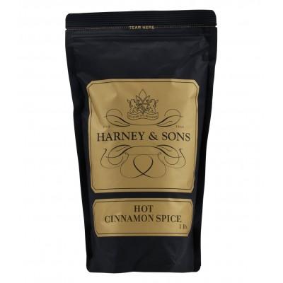 Harney & Sons Hot cinnamon spice skořicový sypaný čaj 454g