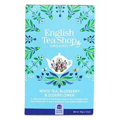 English Tea Shop Bílý čaj, borůvka a bezinka Mandala 20...