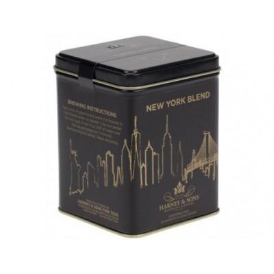 Harney & Sons VÝPRODEJ New York Blend 20 hedvábných sáčků...