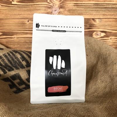 CHarisma DECAF 100% arabika 250 g zrnková káva
