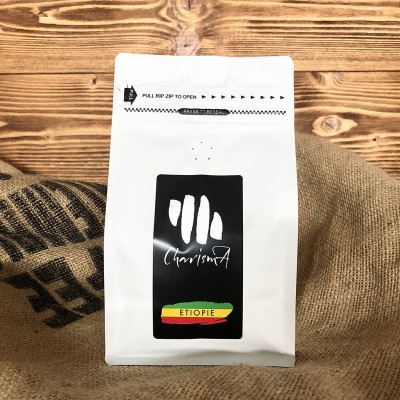 CHarisma Etiopie - Sidamo 250g zrnková káva