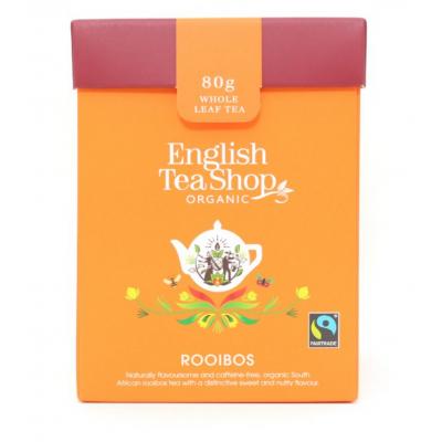 ETS Rooibos 80g sypaný čaj