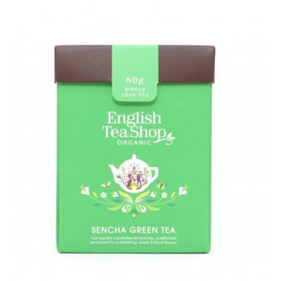 ETS Sencha zelený čaj 80g sypaný čaj