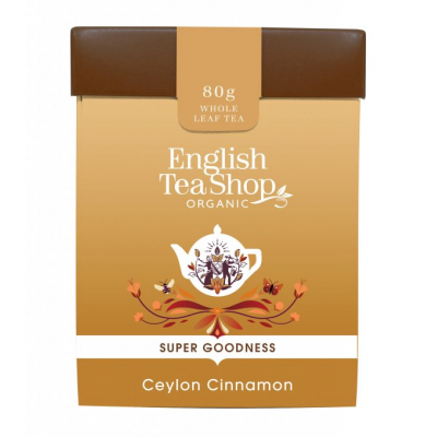 ETS Cejlonská skořice 80g sypaný čaj