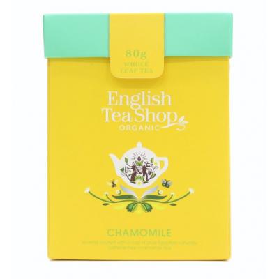 ETS heřmánkový čaj 80g sypaný čaj