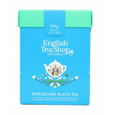 ETS Darjeeling 80g sypaný čaj