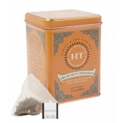 Harney & Sons čaj Bezkofeinový Hot Cinnamon Spice HT kolekce