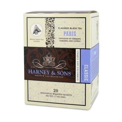 Harney & Sons čaj Paris - Wrapped Sachets