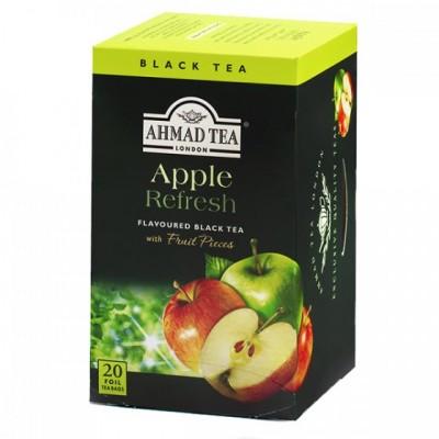 Ahmad Tea Černý čaj s jablečnou příchutí 20 x 2 g