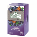 Ahmad Tea borůvka a skořice 20 x 2 g