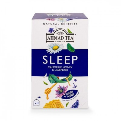 Ahmad Tea Sleep heřmánek, med a levandule 1,5g x 20 sáčků