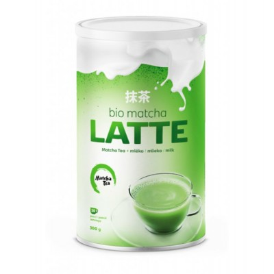 Matcha Tea Latte BIO 300g