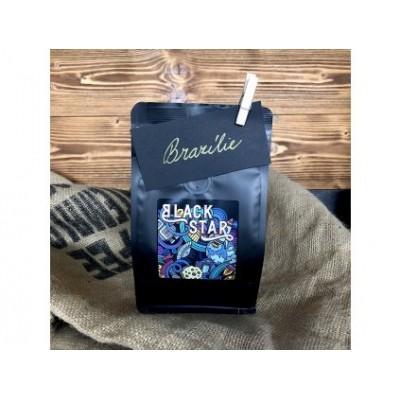 Black Star - Brazílie Familia Garcia 250g zrnková káva