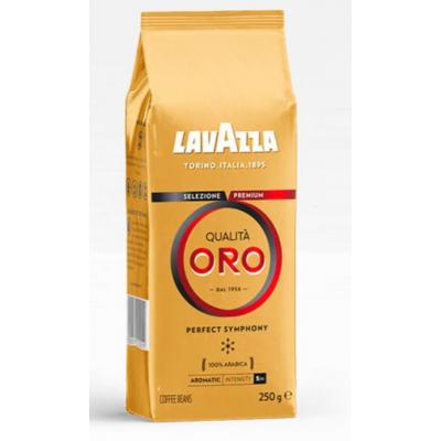 Lavazza Qualita Oro 250g zrnková káva