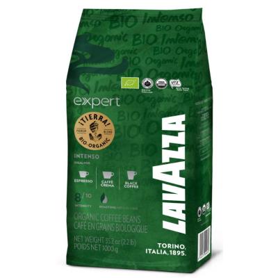Lavazza Expert Tierra Bio Organic zrnková káva 1kg