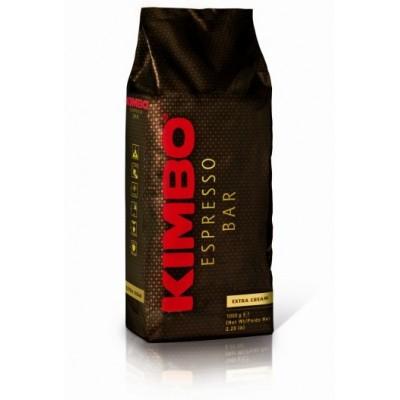Kimbo Espresso bar Extra Cream 1kg zrnková káva