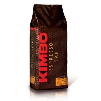 Káva Kimbo Espresso bar top flavour 1 kg