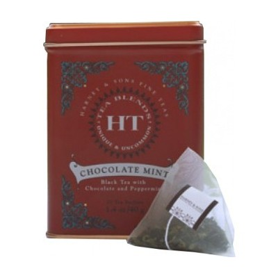 Harney & Sons čaj Chocolate Mint - HT kolekce