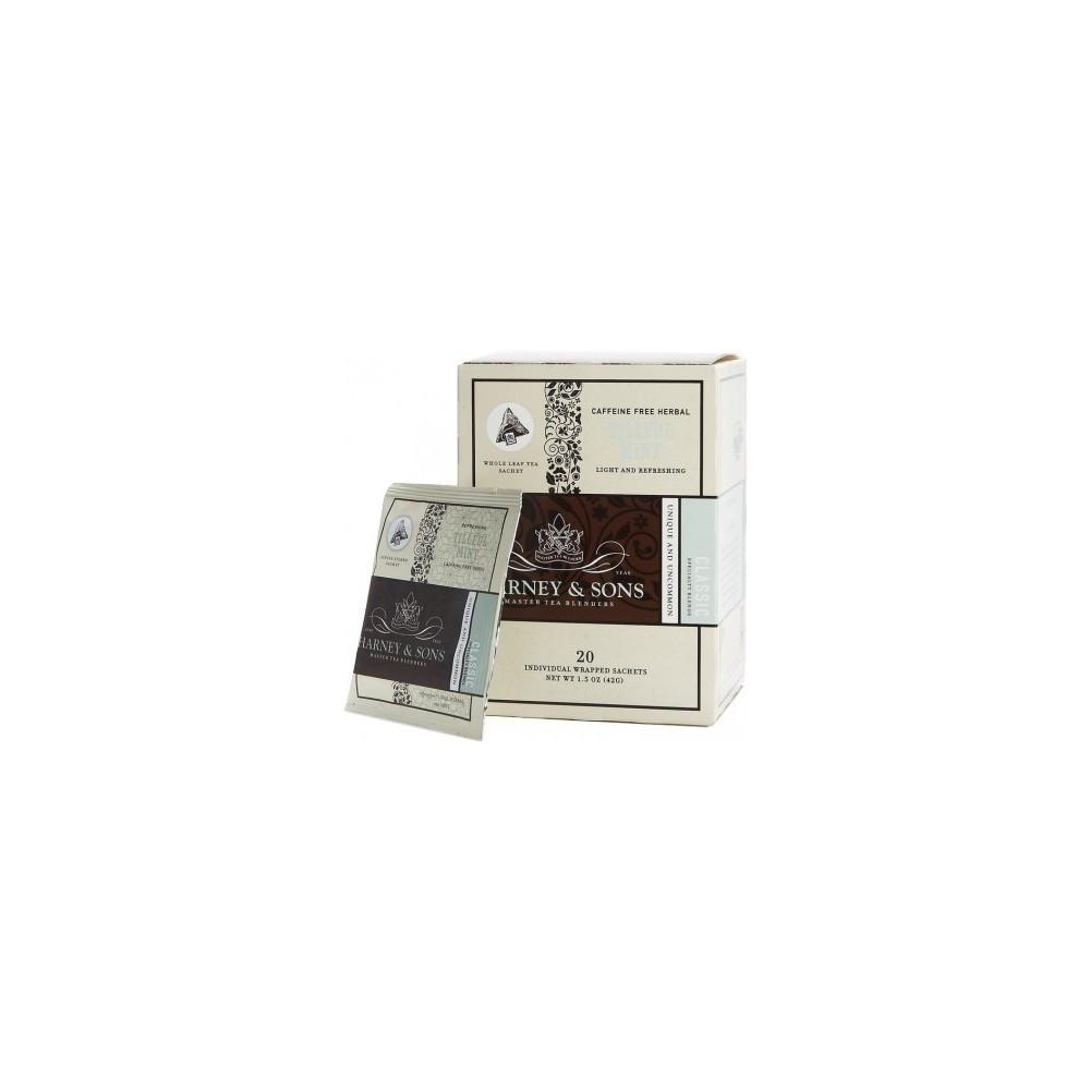 Harney & Sons čaj Lípa s mátou - Wrapped Sachets