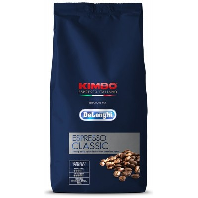 DeLonghi Kimbo Espresso Classic zrnková káva 250 g