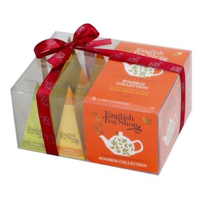 The English Tea Shop Rooibos dárková kolekce čajů