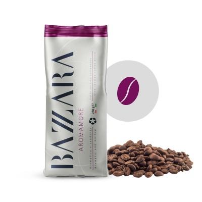 Bazzara Aromamore 250 g zrnková káva