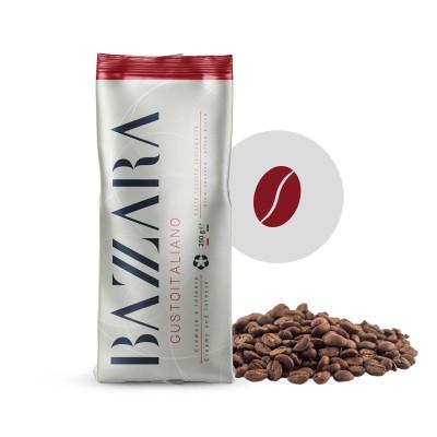 Bazzara Gustoitaliano 250 g zrnková káva