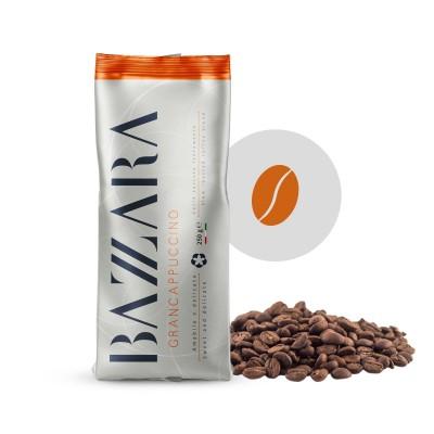 Bazzara Grancappuccino 250 g zrnková káva