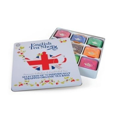 The English Tea Shop Diamond Jubilee dárková plechová kazeta