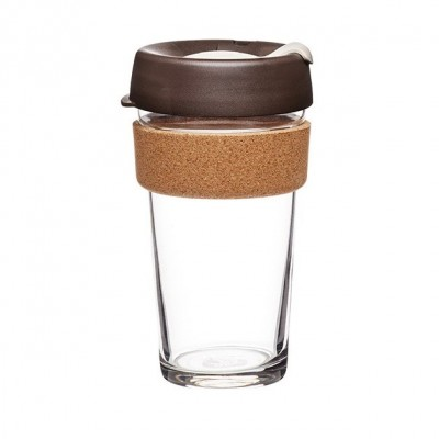 KeepCup Brew Cork  ALMOND 454 ml