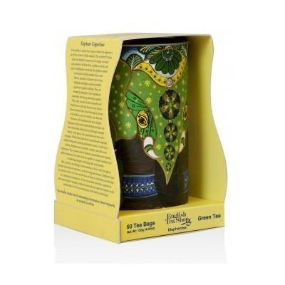 ETS Slon zelený čaj 60 sáčků