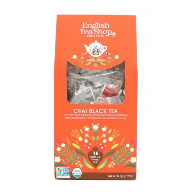 English tea shop chai 15 pyramidek