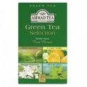 Ahmad Tea Green Tea Selection ALU 20 sáčků