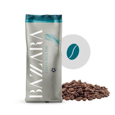Bazzara Costa Rica SHB 250 g zrnková káva